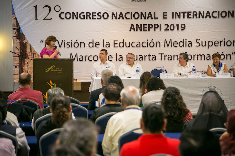 Se inaugura congreso internacional sobre Educación Media Superior